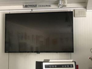 Installation de la TV par Amadeus
