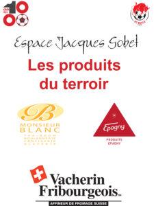 Les sponsors produits du terroir